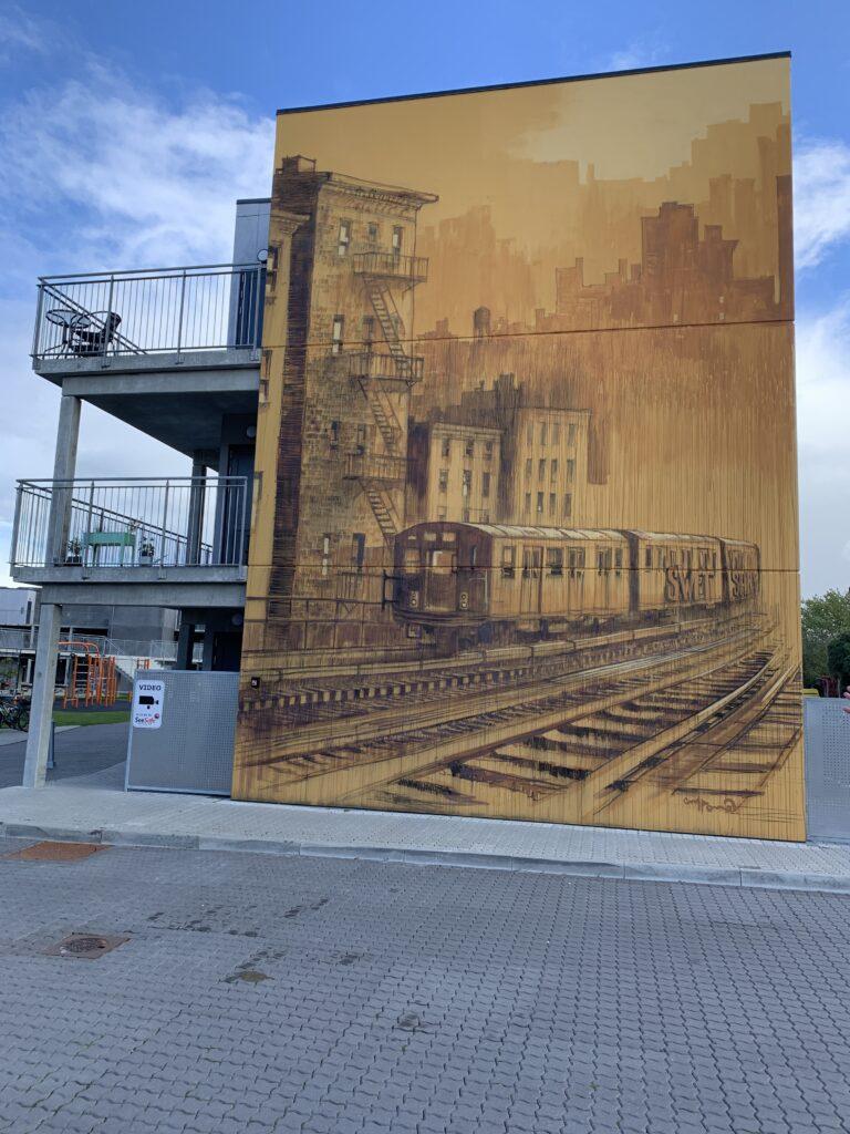 Guidet streetart tur i Næstved